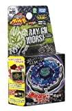 Beyblades #BB91 JAPANESE 2010 Metal Fusion Battle Top Booster Ray Gil 100RSF
