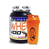 Advance Nutratech Shaker 600ml& ADVANCE 100% WHEY 25gm Protein Per 33gm 1kg Chocolate (Combo Offer)