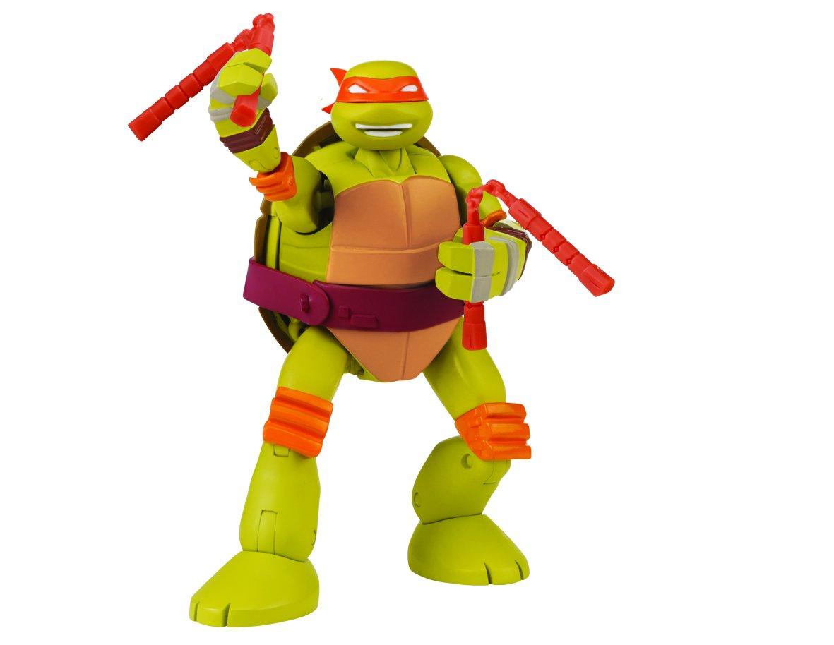 Pubblicità di Cartoonito e Rai YoYo: Teenage Mutant Ninja Turtles - Mutations in offerta