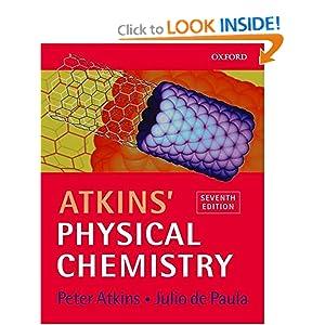 Atkins' Physical Chemistry John W. Locke, Peter Atkins