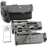 DSTE Pro IR Remote BG-E16 Vertical Battery Grip For Canon 7D Mark II Digital Camera As LP-E6
