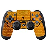 Inspirational Wizardry Quotes Design Print Image PS4 DualShock4 Controller Vinyl Decal Sticker Skin by Trendy Accessories