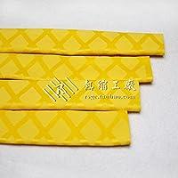 15mm Non Slip Textured Heat Shrink Tubing Snooker Pool Cue Handle Grip 2 Meters
