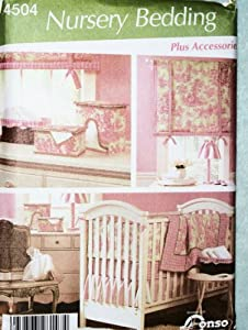 Simplicity Pattern For Baby Bedding Sewing Patterns For Baby