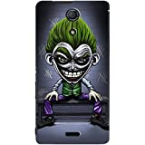 DailyObjects Joker Sketched Case For Sony Xperia ZR