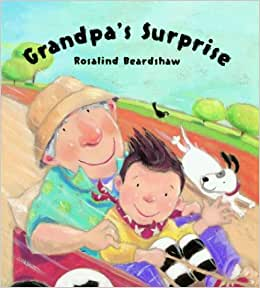How to Babysit a Grandpa (Board Book)