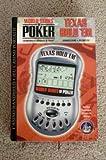 World Series of Poker -- Texas Hold 'Em -- Championnats Mondiaux de Poker -- Casino Handheld -- Jeu Casino Portatif -- Excalibur Electronics -- We Make You Think -- as shown