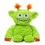 Gund Monsteroos Beeper The Green Monster Chaser Plush