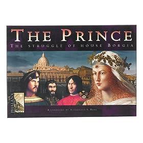Click to buy The Prince Struggle of House Borgia from Amazon!