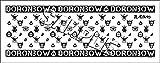 Yatterman Night Japanese towel - Tenugui Doronbow Gang B