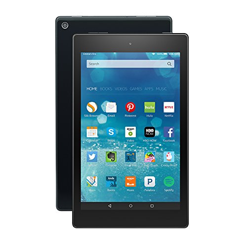 2015 Fire Tablets: System Screens & Controls