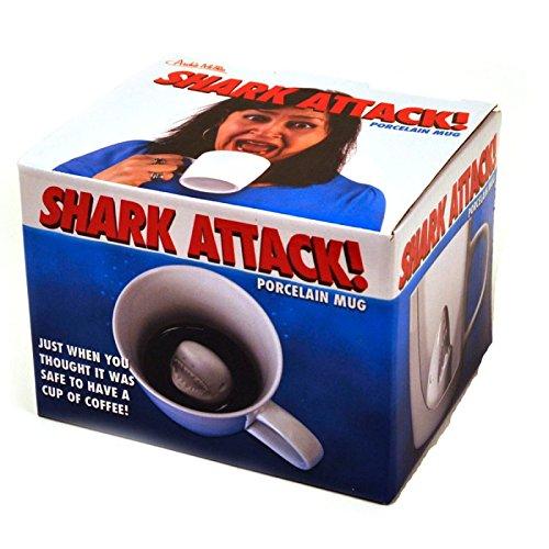 Mug requin original ou tasse insolite effet d'optique