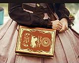 Patchouli Knowledge Cosplay Magic Book Shaped Lolita Bag