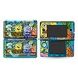 New Spongebob Squarepants Decal Skin Sticker P205 Cover for Nintendo original 3ds N3ds