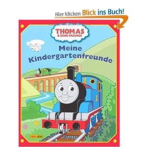 Thomas und seine Freunde Kindergartenfreundebuch: Meine