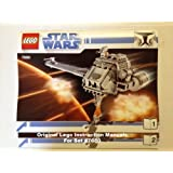 Instruction Manuals For Lego Star Wars 7680 - The Twilight - Limited Edition