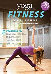 Yoga Journal: Fitness Challenge 3 DVD Set