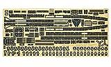 HASEGAWA 72110 1/350 Photo Etch Parts IJN Destroyer Yukikaze