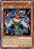 Yu-Gi-Oh! - Performage Damage Juggler (CORE-EN015) - Clash of Rebellions - 1st Edition - Common