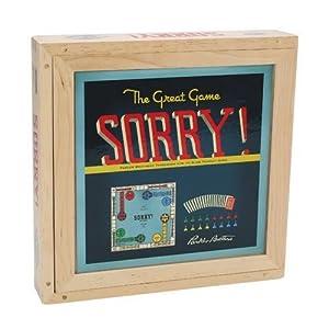 Click to buy Sorry Nostalgia from Amazon!