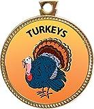 Keepsake Awards Turkeys Gold Award Disk