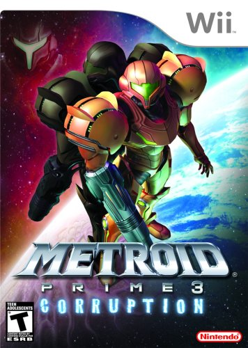 Metroid Prme 3: Corruption