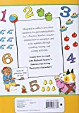 Richard Scarry Let's Practice Numbers Pre-K Workbook