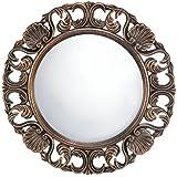 Heirloom Round Wall Mirror (pack Of 1 EA)