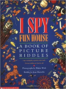 The Best I Spy Books for All Ages