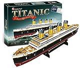 Cubic Fun RMS Titanic Ship 3D Puzzle Small 35 Pieces