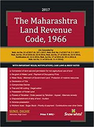 Maharashtra Land Revenue Code, 1966
