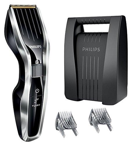 Philips HC5450/80 - Tondeuse à cheveux avec lames en titane, technologie Dual Cut et....