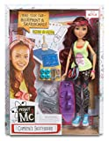 Project Mc2 Doll with Experiment- Camryn's Skateboard