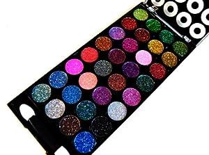 Emori Neon Glitter colors