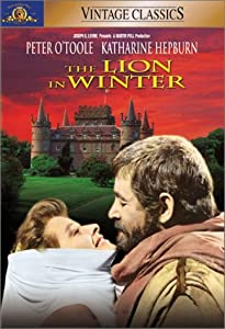 """Cover of """"The Lion in Winter"""""""