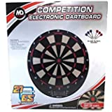 Medal Sports MD Sports Competition Electronic Dartboard With Soft Tip Darts