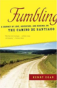 """Cover of """"Fumbling: A Journey of Love, Ad..."""
