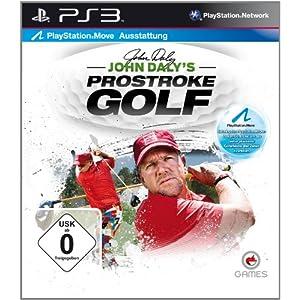 John Daly's ProStroke Golf (Move Unterstützung)