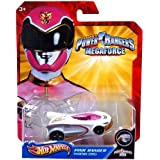Hot Wheels Power Rangers Character Car Assortment, Multi Color