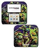 Teenage Mutant Ninja Turtles TMNT Leonardo Leo Michaelangelo Donatello Raphael Cartoon Movie Video Game Vinyl Decal Skin Sticker Cover for Nintendo 2DS System Console