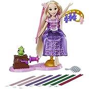 Hasbro Disney Princess Dolls - Rapunzel's Royal Ribbon Salon