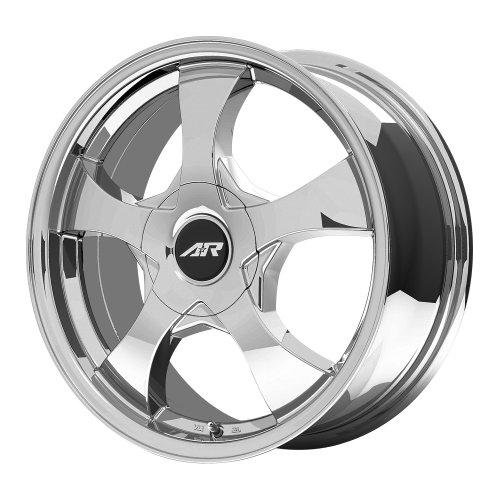 American Racing Custom Wheels AR895 Bright PVD Wheel (15×7″/5×100, 105mm, +35mm offset)