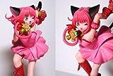 PVC Figure Tokyo MEW MEW Ichigo Momomiya Rare Last1 NEW A7225