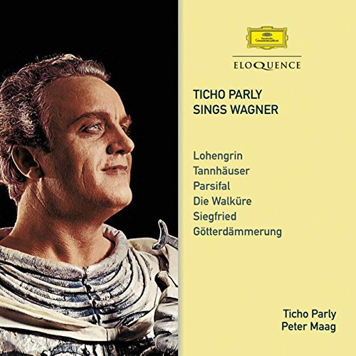 Ticho Parly - TICHO PARLY SINGS WAGNER - CD - New