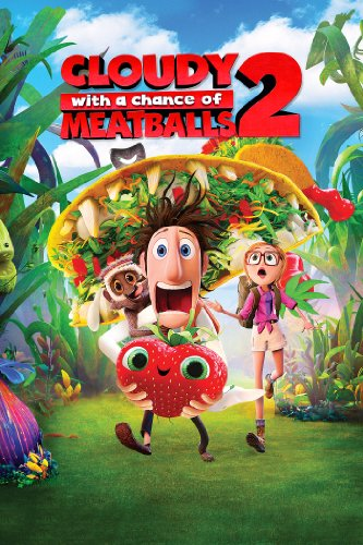 Amazon.com: Cloudy With A Chance Of Meatballs 2: Bill