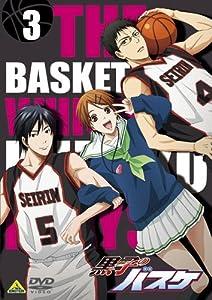 黒子のバスケ 3 [DVD] SPECIAL CD feat.日向順平