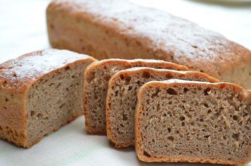 ライ麦全粒100%パン・・・混じりけなし、ライ麦全粒粉が100%で、酸味が少なく、とても食べやすいパンが実現しました。rye bread