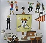 One Piece Pirate Ship Figure Box Set CM20766