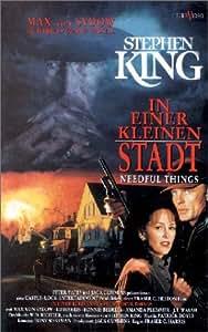 Needful Things - In einer kleinen Stadt [VHS]: Max Sydow