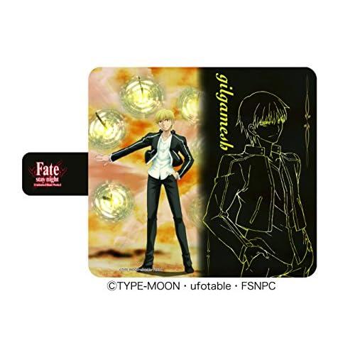 手帳型スマホケース iPhone6/6S専用 Fate/stay night 06 ギルガメッシュ